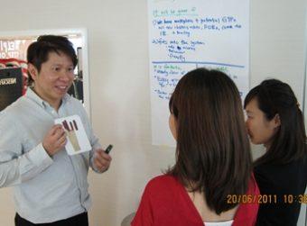 John during CPS Workshop