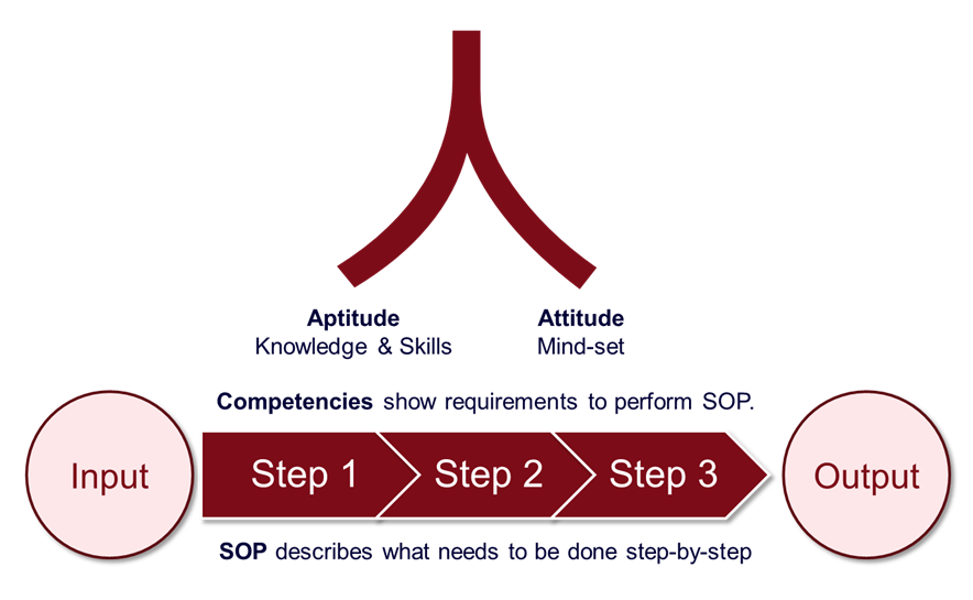Competency Profiling - Competency Framework and SOP Working Together
