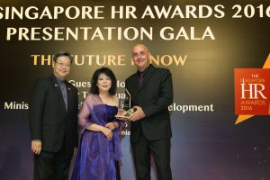 COE Wins SHRI HR Award 2016 - Exemplary HR & Management Consultancy Service Provider