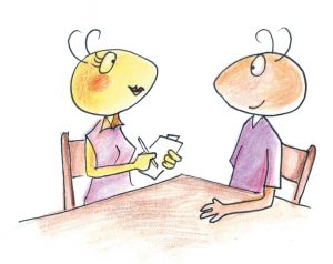 A Difficult Conversation Keeps a Mentoring Relationship on Track